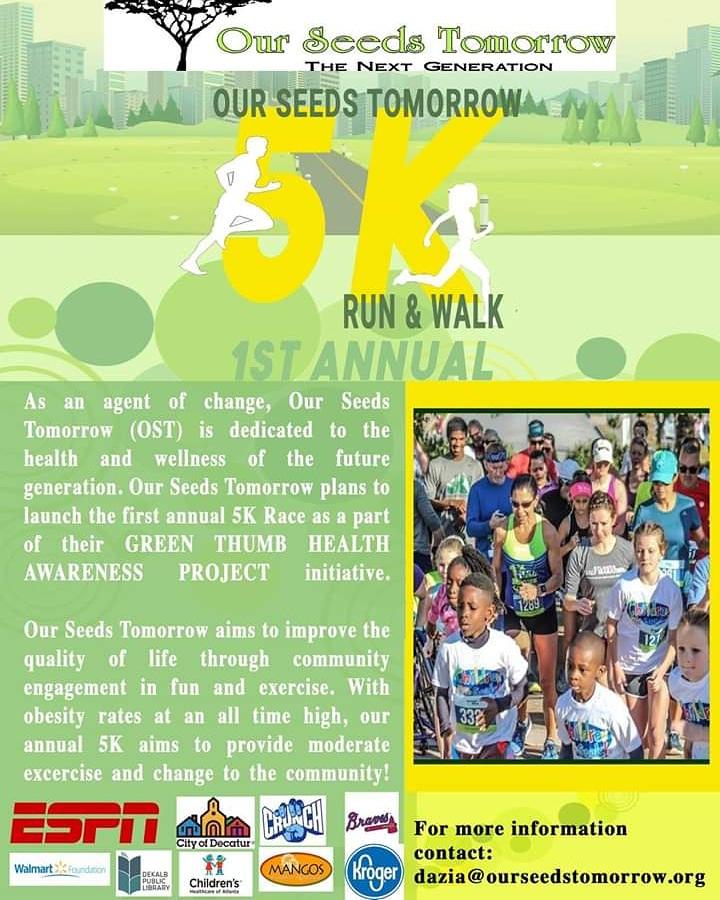 1st Annual 5K Race